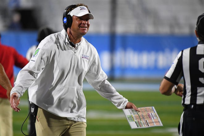 Lane Kiffin says players from schools not playing football this fall should be able to transfer and play immediately at programs that are.
