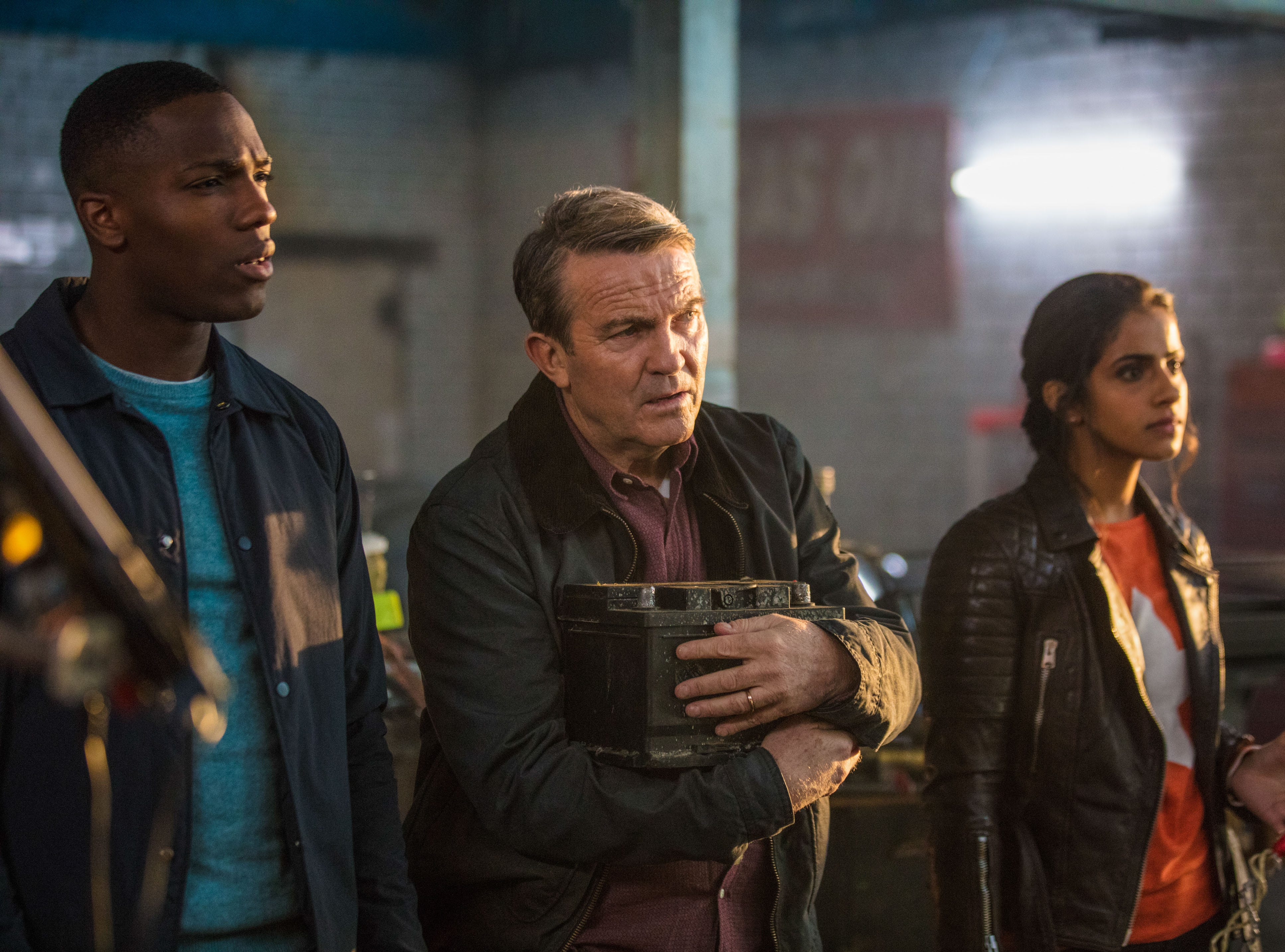 Tosin Cole, Bradley Walsh and Mandip Gill have been tapped to be the new companions for the Thirteenth Doctor. But it still remains to be seen how their characters, Ryan, Graham and Yasmin, become the Doctor's new friends.