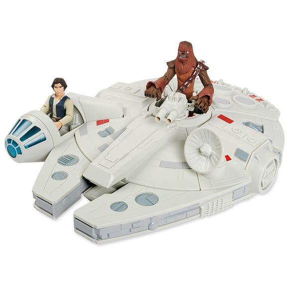 Millennium Falcon - Star Wars Toybox
