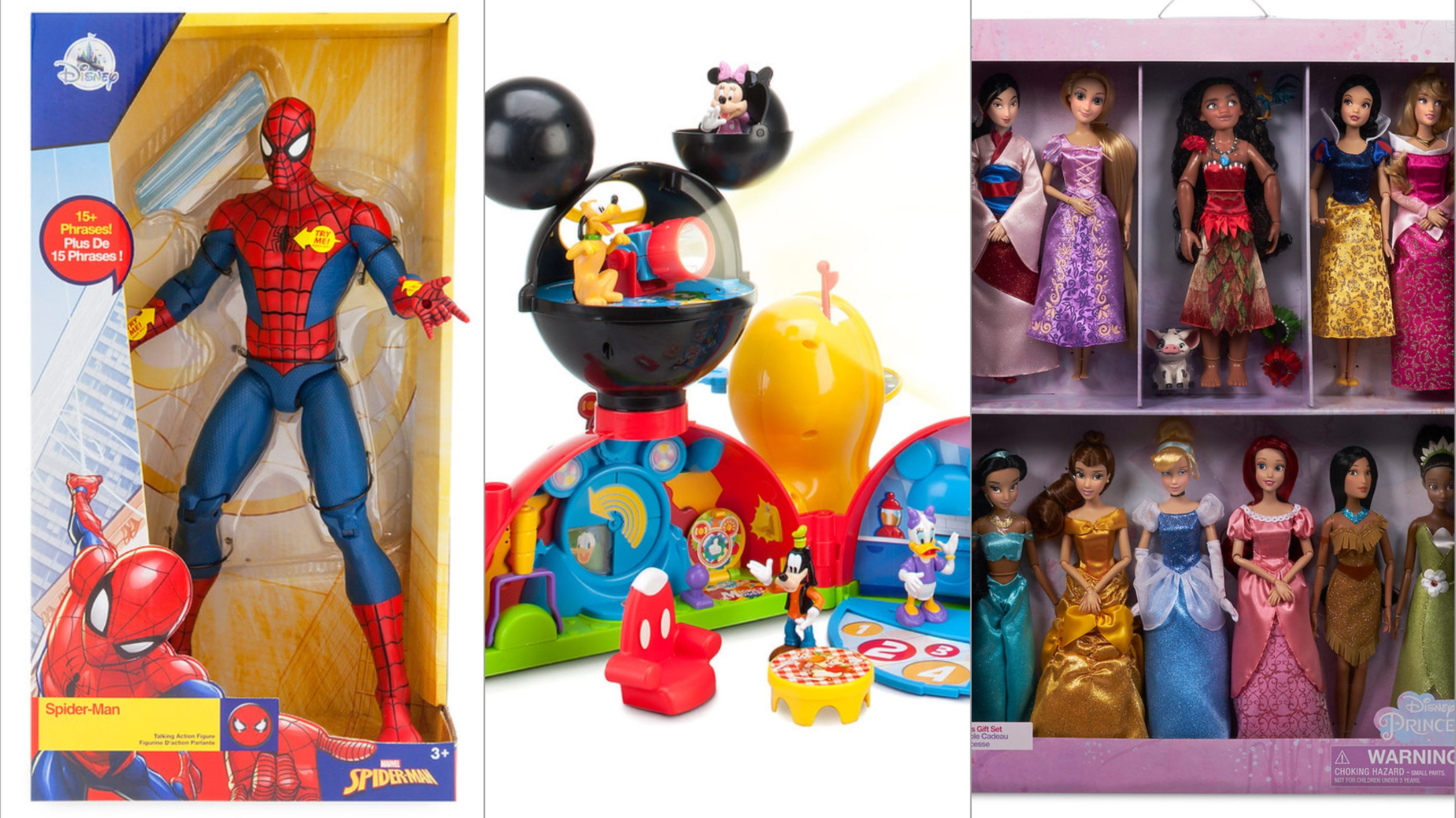 eafffd0ba Exclusive first look at Disney's Top 15 Toys of 2018, fun toys for the  holidays