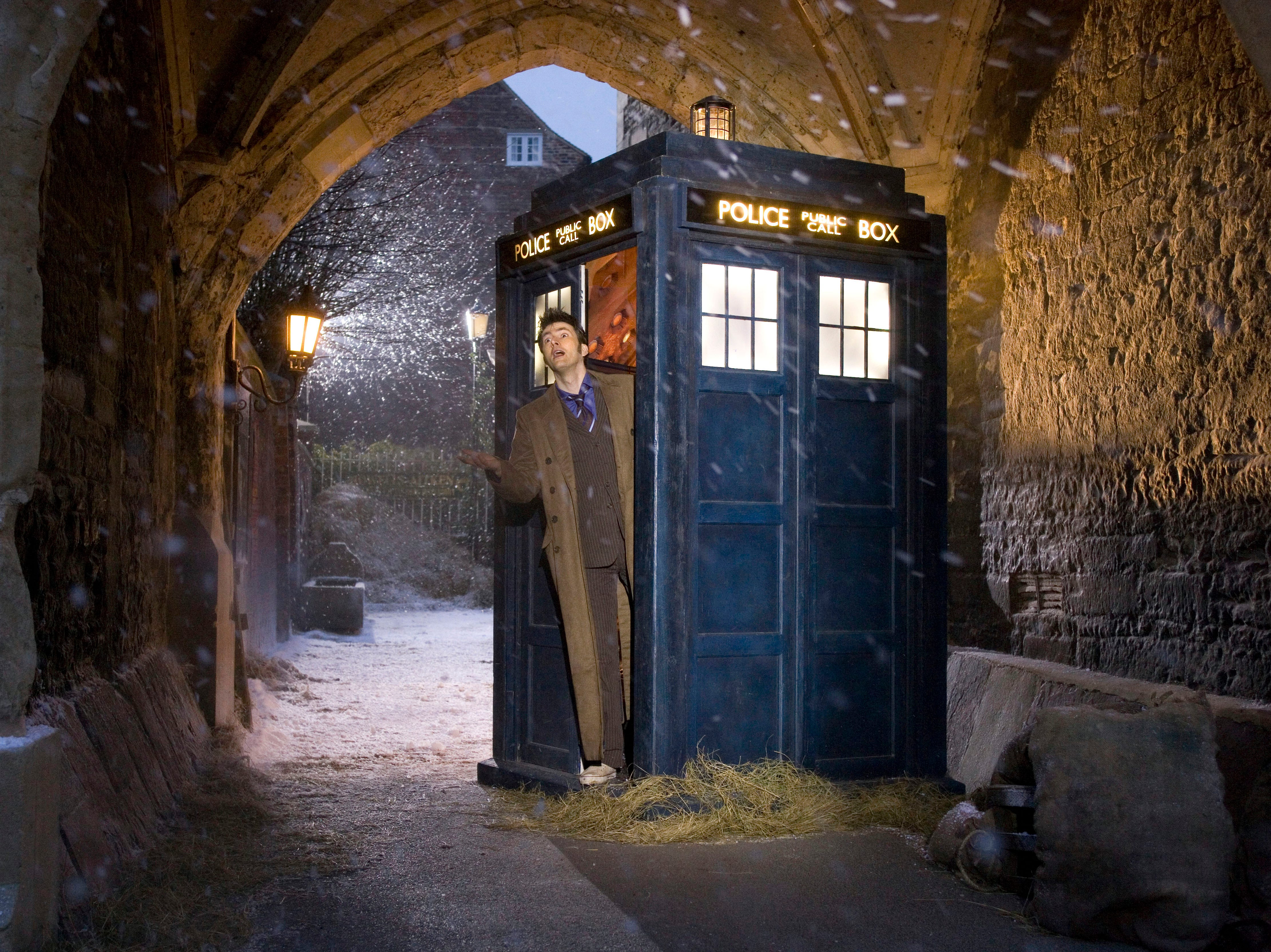"""The Doctor regenerated into David Tennant for the second rebooted season of the show. He spent three seasons as the Doctor and also reprised his role for """"Doctor Who"""" specials. Tennant went on to several prominent television roles, including the British """"Broadchurch"""" and Netflix's """"Jessica Jones,"""" and can be seen in the upcoming """"Camping"""" on HBO."""