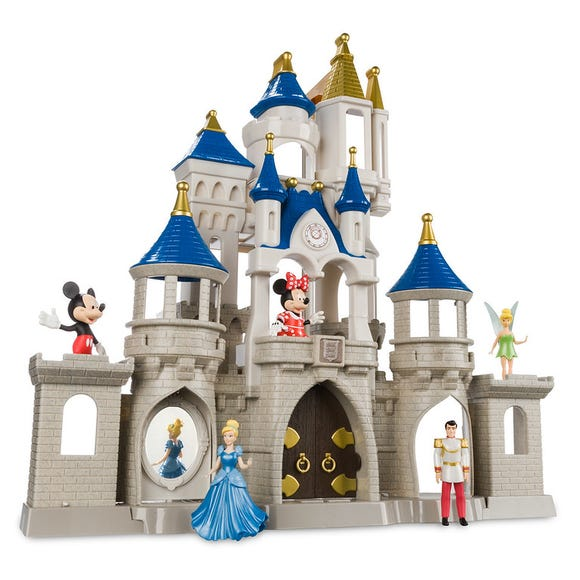 Cinderella Castle Play Set Walt Disney World is among the Top 15 Toys for 2018 from shopDisney and Disney store.