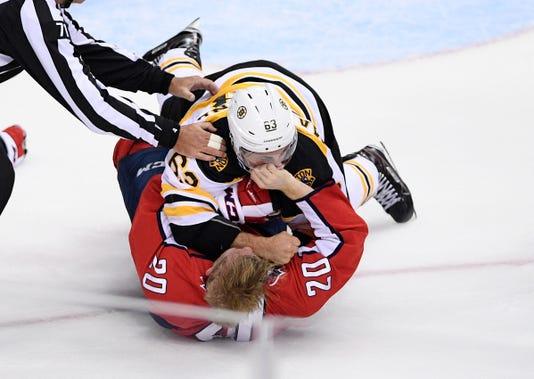 Ap Bruins Capitals Hockey S Hkn Usa Dc