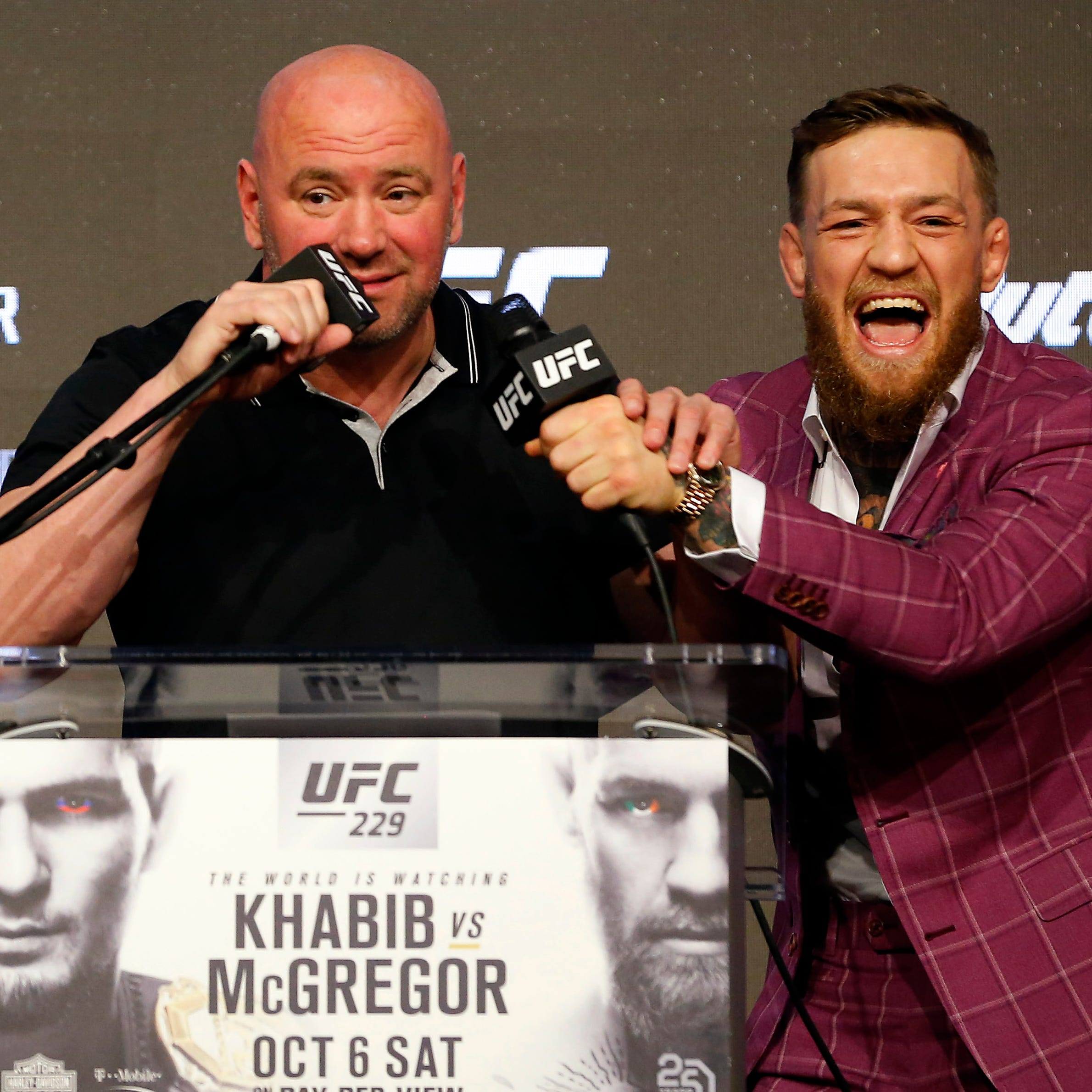 UFC President Dana White to be in Pensacola for Island Fights 51 on Friday