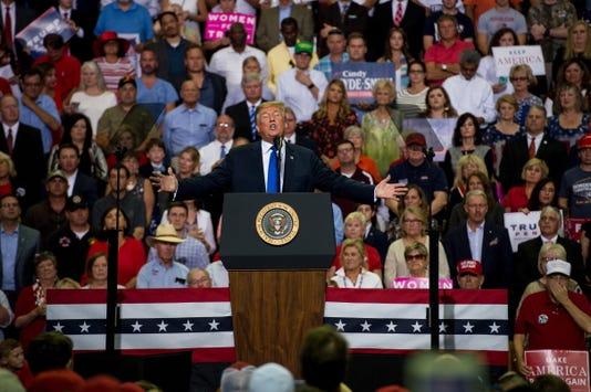 Epa Usa Government Trump Rally Pol Government Usa Ms