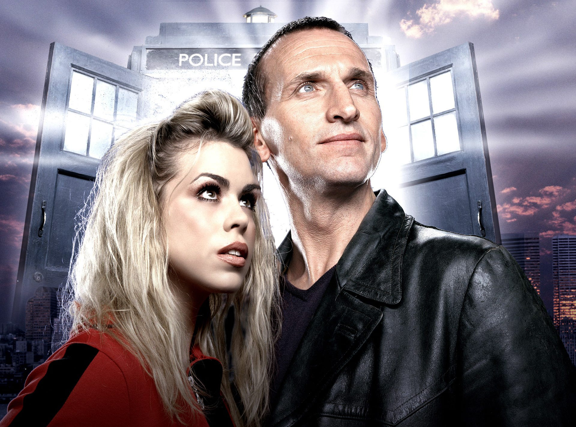 """Billie Piper joined Eccleston as the first companion for the rebooted series. Her character, Rose Tyler, spent two seasons with the show, working with both the Ninth and Tenth Doctor. Piper has spent three seasons on Showtime's """"Penny Dreadful."""""""