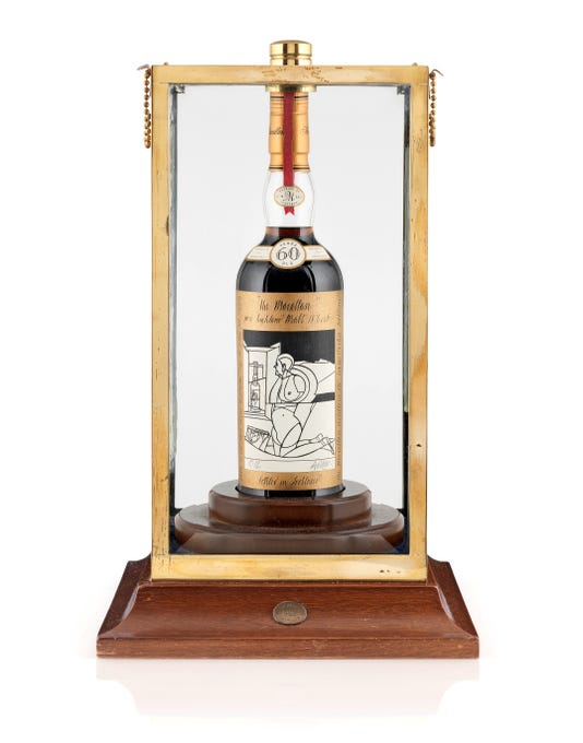 The Macallan 60 Year Old 1926 Image I