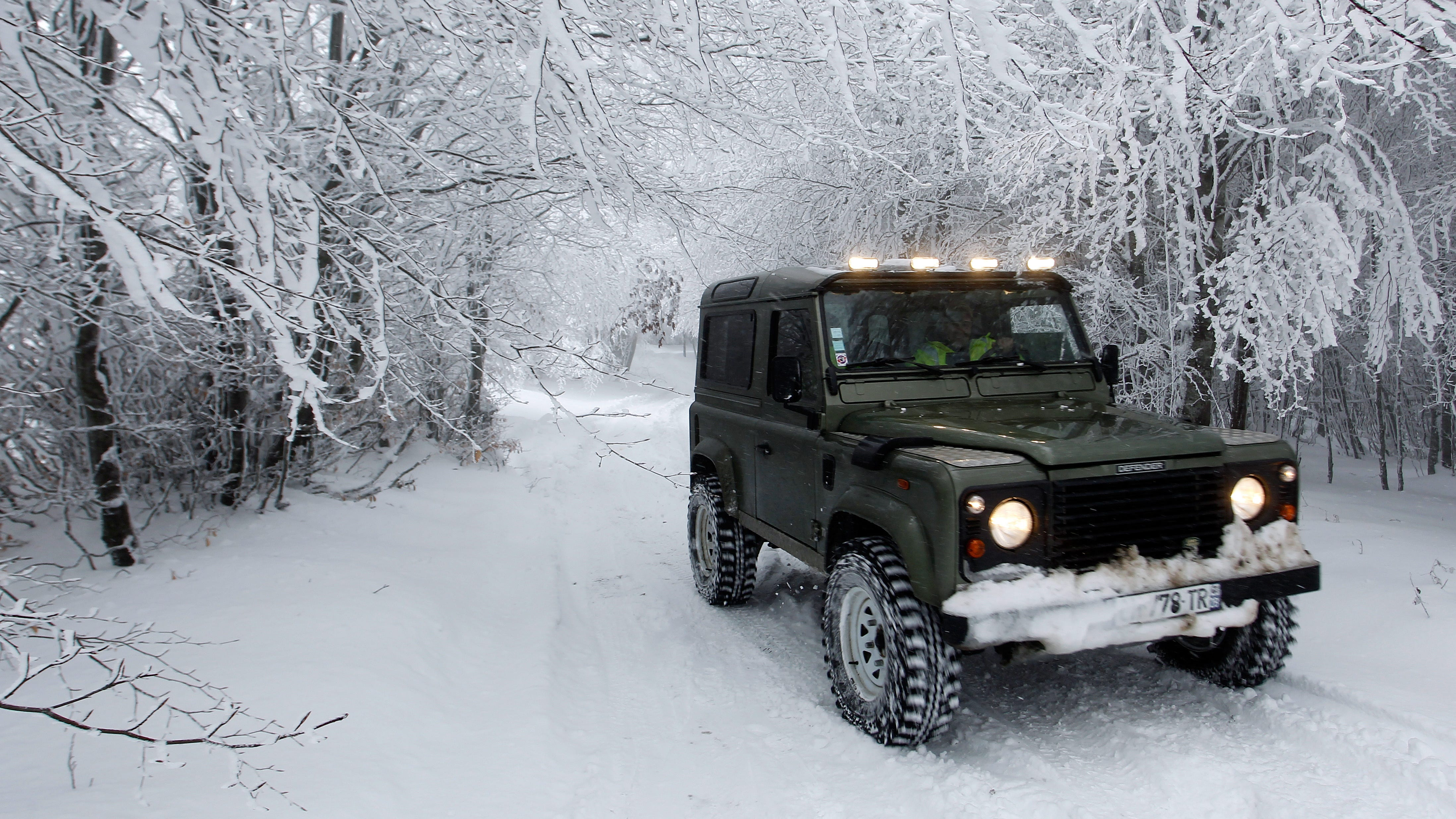 Winter driving The best car features for snow travel