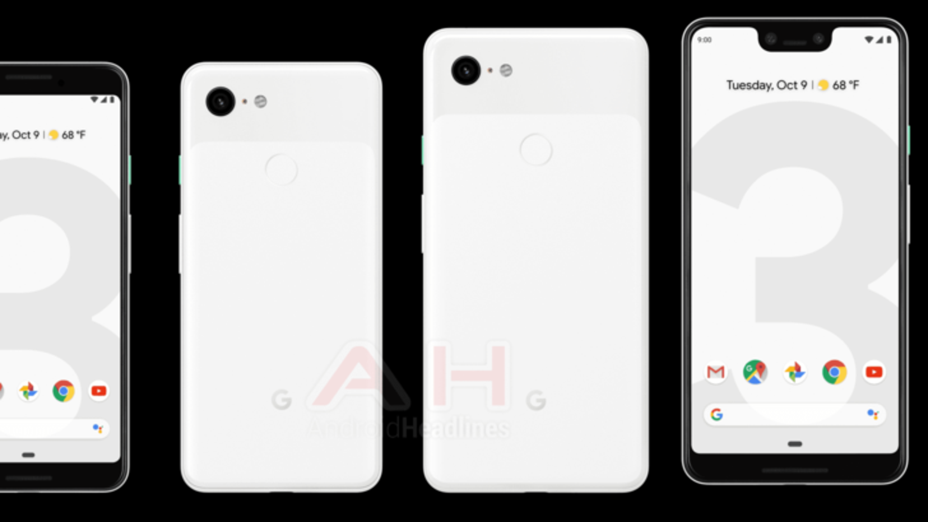 91ac4b46788 Live stream  Google expected to announce new phones
