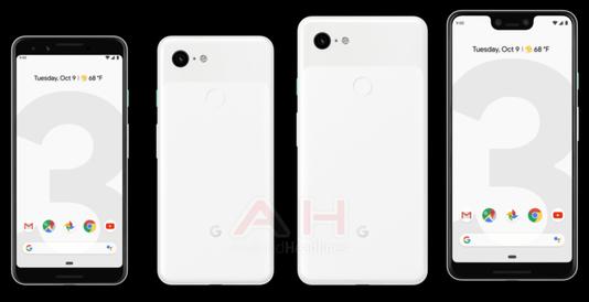 Google Pixel 3 White 1 800x410