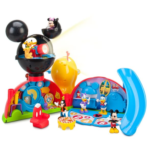 Mickey Mouse Clubhouse Deluxe Play set is among the Top 15 Toys for 2018 from shopDisney and Disney store.