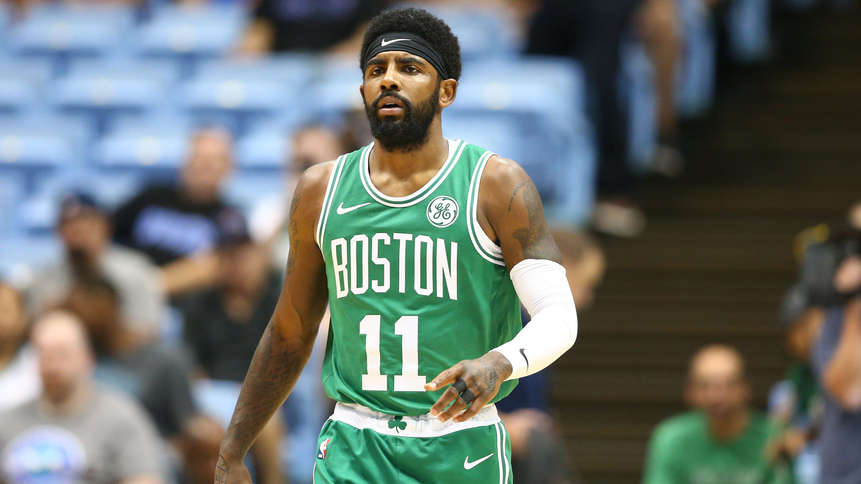 275f673ac4e Kyrie Irving pledges loyalty to Boston Celtics   I plan on re-signing here