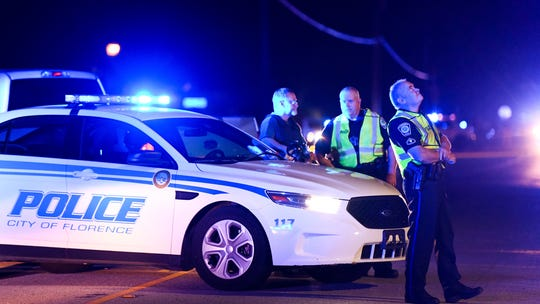 'Devastating news from Florence': 7 officers shot, 1 fatally, serving warrant in South Carolina