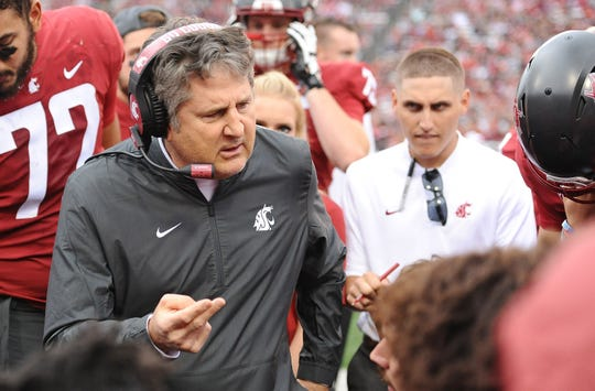 Mike Leach, Washington State.