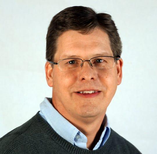James Jackson, the new executive director of the Ocean Grove Camp Meeting Association.