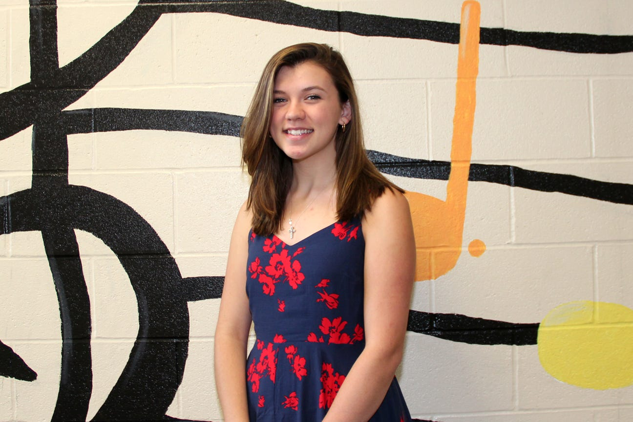Maine-Endwell High School senior Grace Goosman was selected to participate in the 2018 New York State School Music Association All-State Festival.