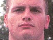 In 1998 DAVID CAMPBELL, Vestal senior, fullback/linebacker