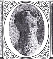 Clara Tobey, the wife whose affair resulted in her husband's death.