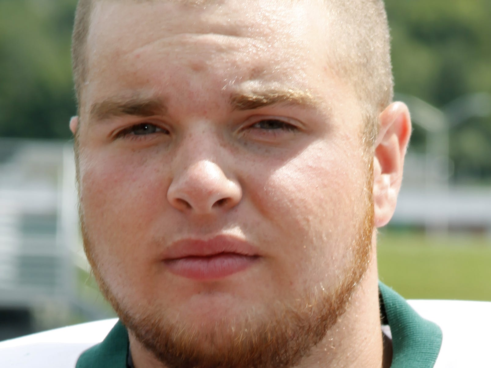 2011 Vestal football #76 Joe Root