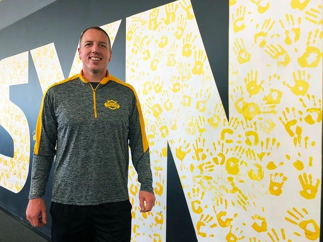 Joe Hashey, owner of Synergy Athletics