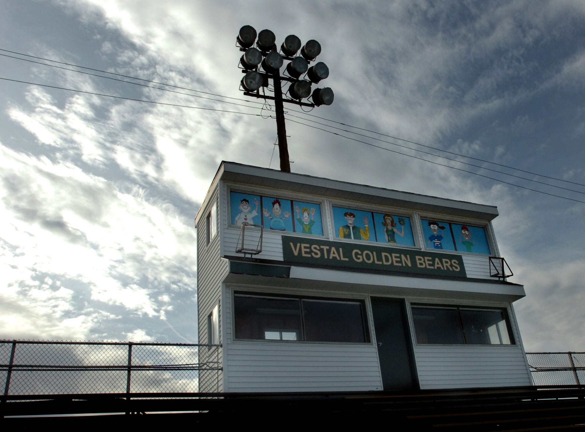 In 2006, upgrades at Vestal High School's Dick Hoover Stadium will force at least two home football games to be played at Union-Endicott in the fall.