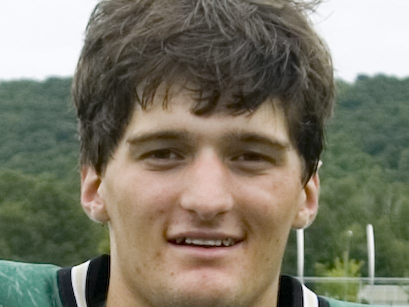 Vestal High School Varsity Football Team 2010: #42 Thad Zaparzynski