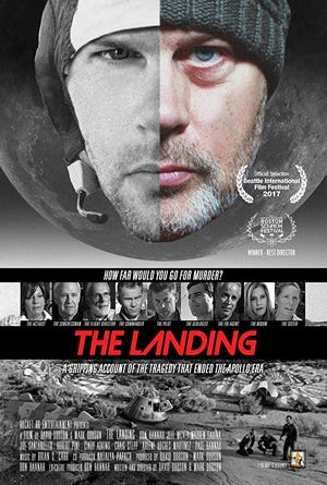 """""""The Landing,"""" about the Apollo 18 moon mission, screens Oct. 25 at the Roxy Theatre in Bremerton."""