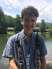 """Aaron Lipsky, an Asheville native, will be one of two young musicians performing as part of AmiciMusic: """"The Next Generation"""" Presents Two Young Prodigies at the White Horse on Friday, Oct. 12."""