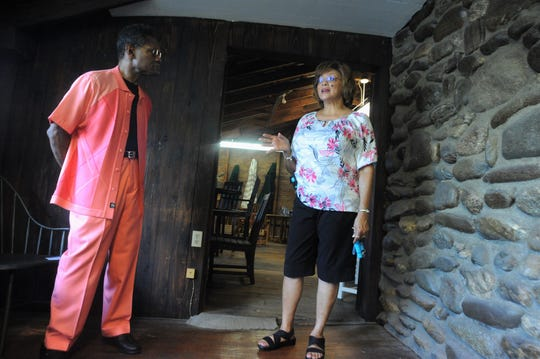 Sheila Showers, one of the organizers of the Swannanoa Valley Museum Historic Haunted House Tour that will take place on Friday, Oct. 26 and Saturday, Oct. 27, will present the history of Roseland Gardens, while William Stafford performs songs he heard coming from the juke joint as a child.