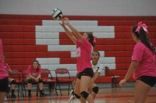 The Lady Redmen return a core of upperclassmen that could make the difference this year.