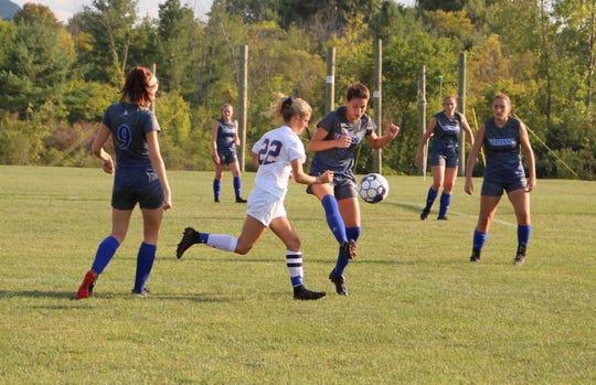 Vergennes' Emily Rooney is this week's girls athlete of the week.