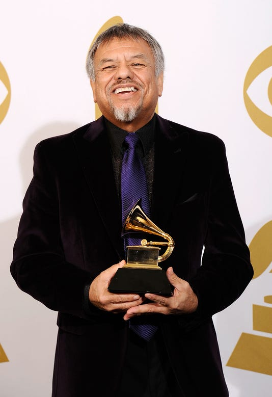 The 53rd Annual Grammy Awards Press Room