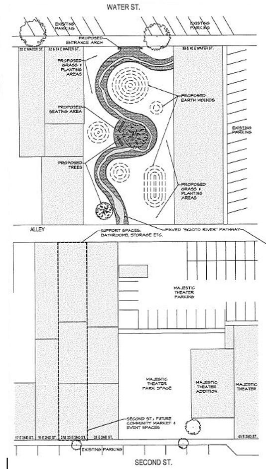 Gateway Community Park Site Plan