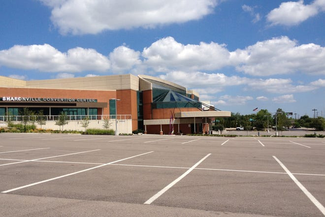 The Sharonville Convention Center.