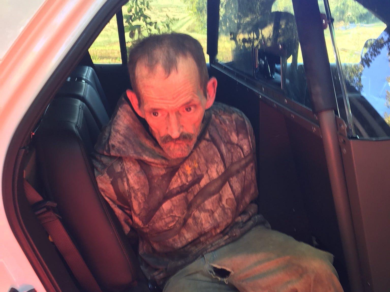 Kirby Wallace in custody.