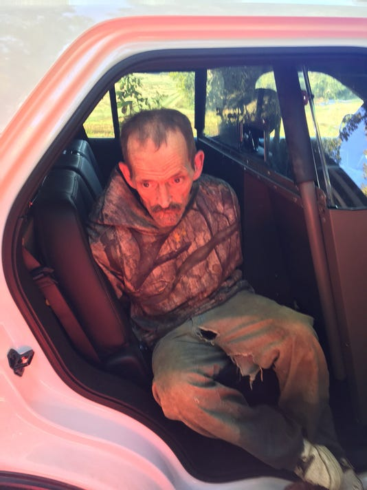 Kirby Wallace arrested: Manhunt for murder suspect ends in