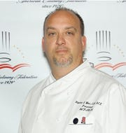 Chef Stephen Moir, instructor in the culinary program on the Perth Amboy Campus of the Middlesex County Vocational and Technical Schools, has received the 2018 Green Leader Award of the Green Restaurant Association.
