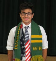 Wardlaw+Hartridge student Stan DeLaurentiis of Plainfield set for elite language competition in China.