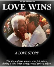 A scene from the award-winning documentary, Love Wins.