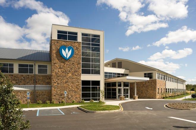 Hunterdon Health and Wellness Center in Clinton.