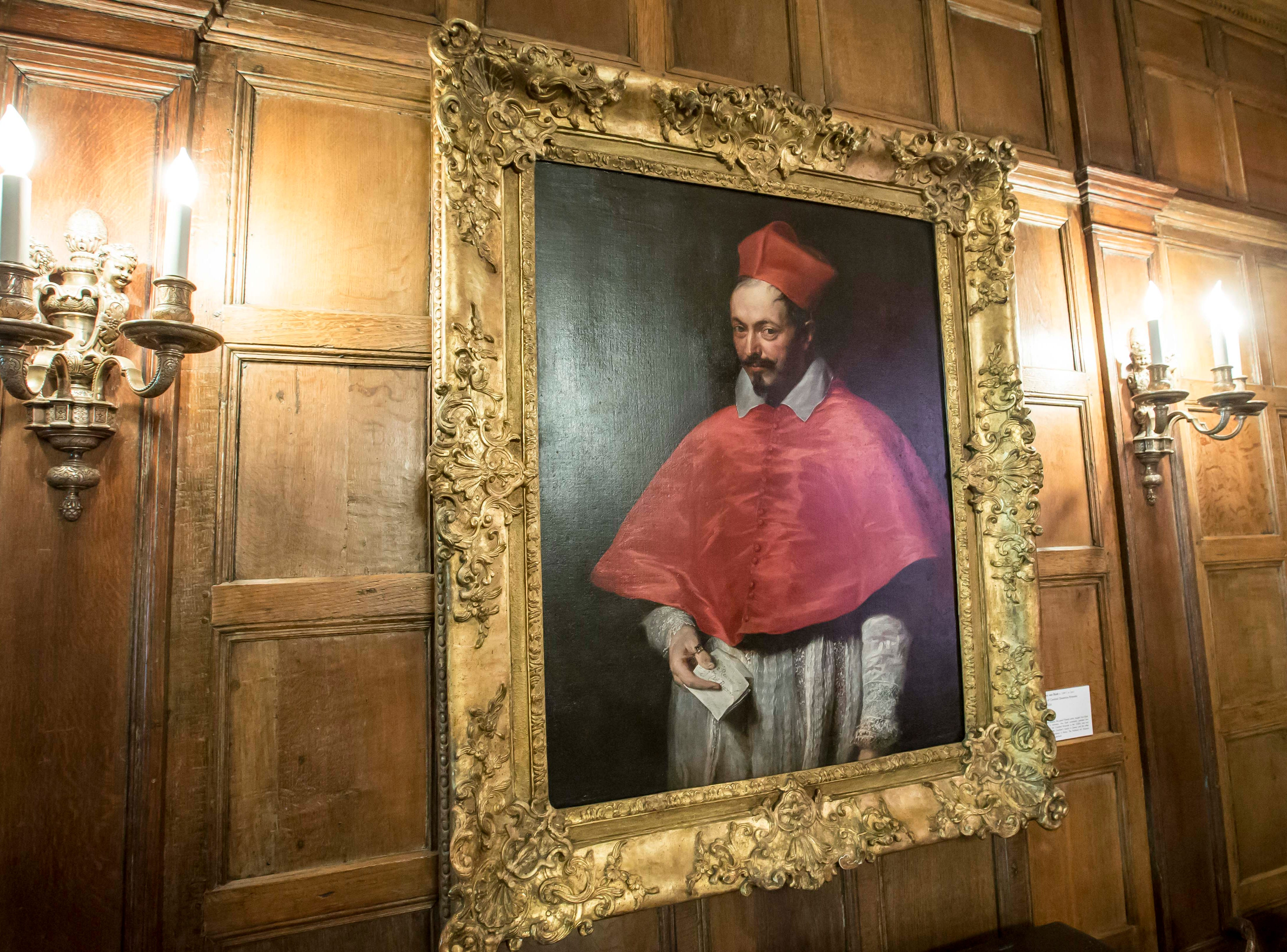 One of the most important paintings in the