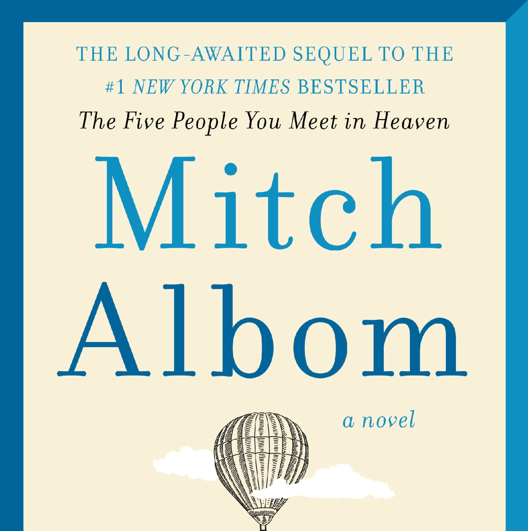 Mitch Albom S The Next Person You Meet In Heaven Excerpt