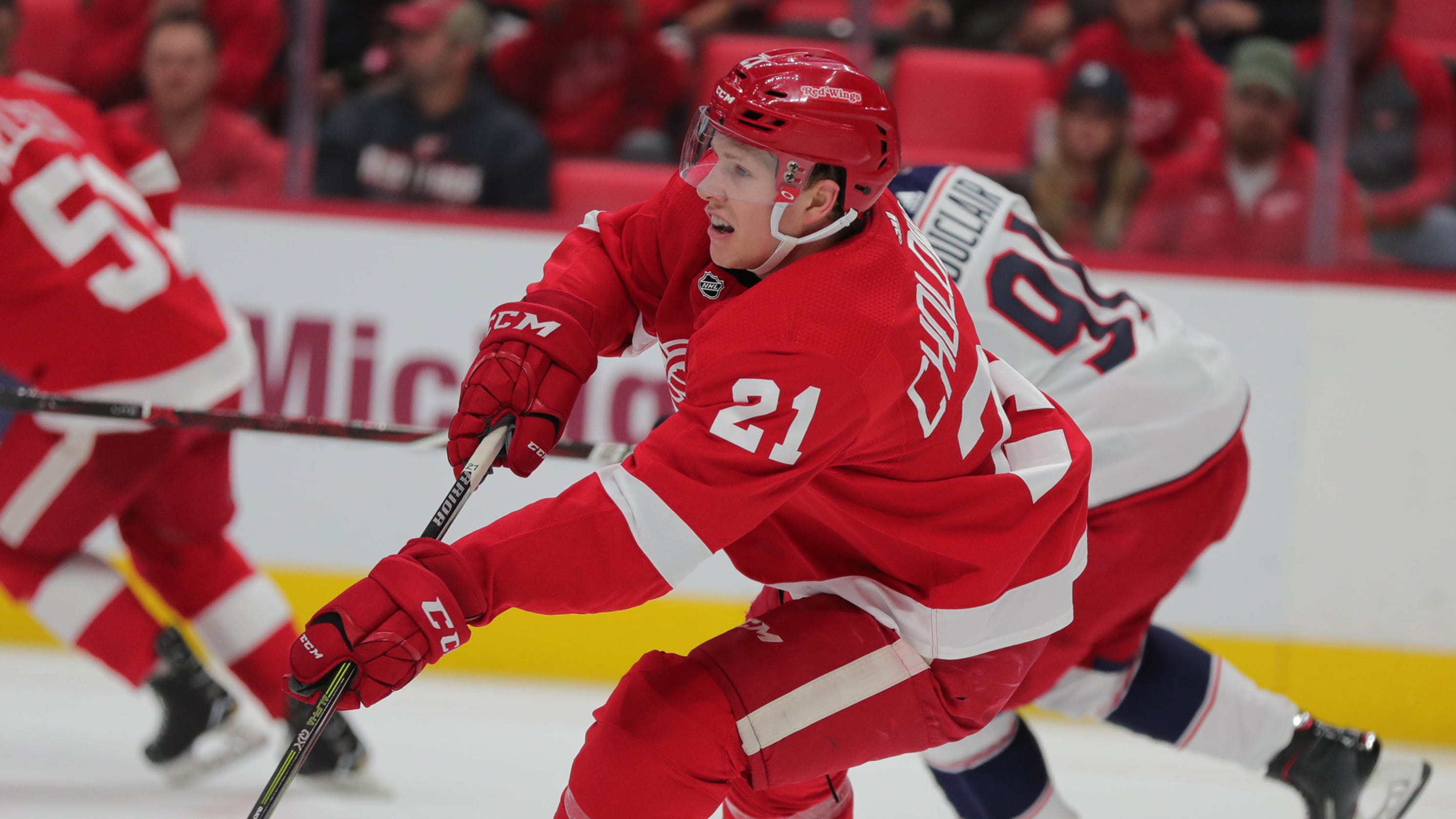 Detroit Red Wings mailbag: The surprise of Dennis Cholowsk