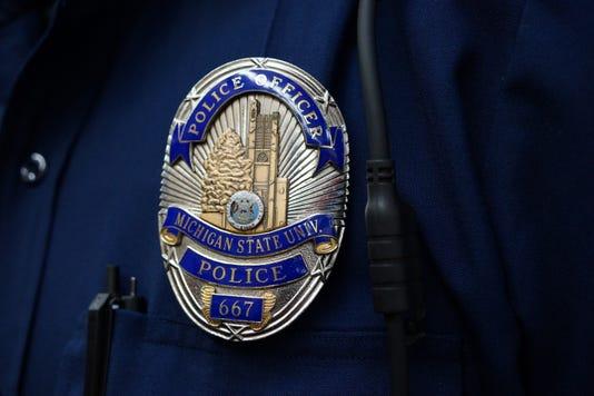 Michigan State University Police - MSU police