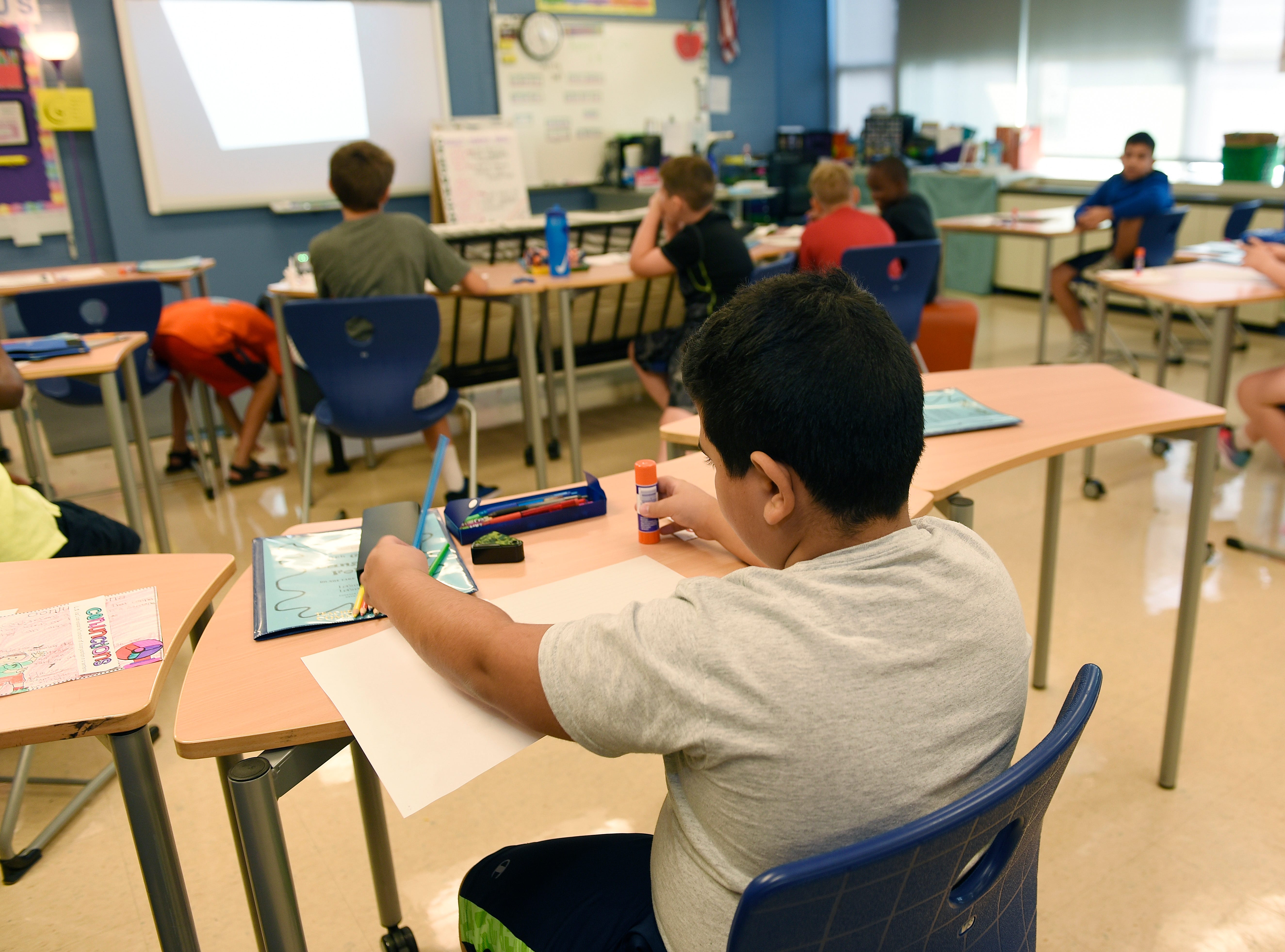Jacques: Don't crush school innovation