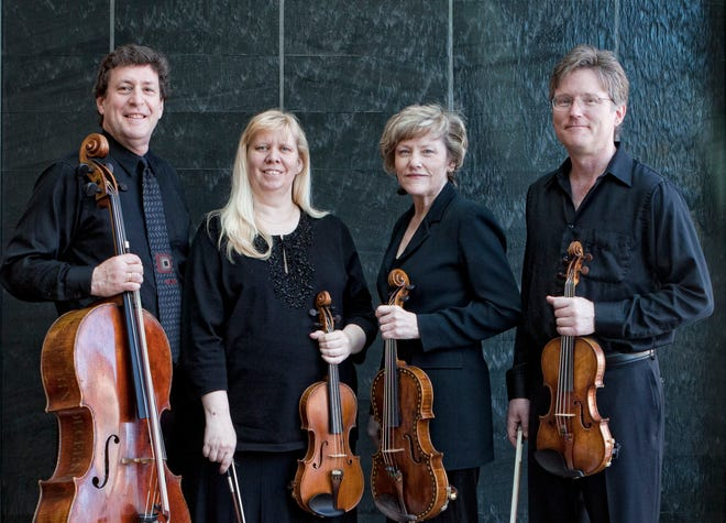 The Pro Arte String Quartet, augmented by members of the Wingra Wind Quintet and bassist David Scholl, will present the second of four concerts in the Searl Pickett Chamber Music Series on Thursday, Oct.11.