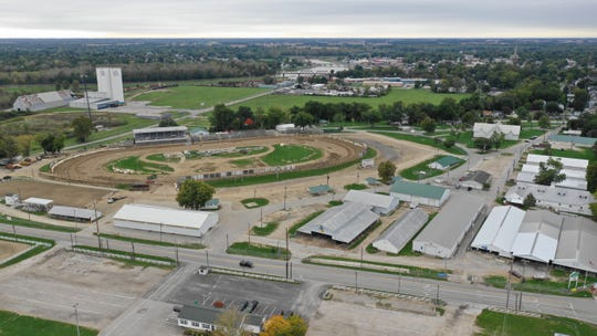 In 1764, long before the Sandusky County Fairgrounds were built on Rawson Avenue, the property was the site of a British and Colonial military encampment after the French and Indian War.