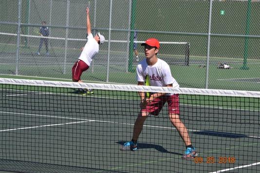 Rocky Mountain tennis