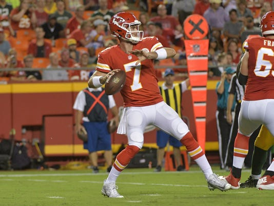 Nfl Preseason Green Bay Packers At Kansas City Chiefs