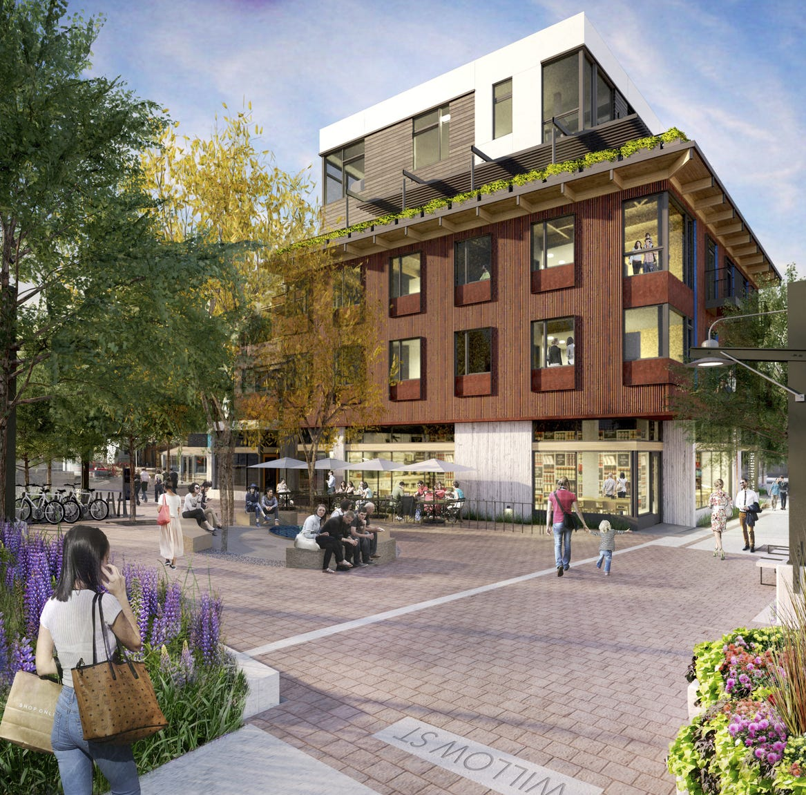Fort Collins River District transformation continues with work beginning on condo, office, retail project